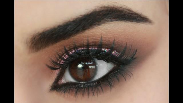 Makeup For Brown Eyes How To Make Brown Eyes Pop Brown Smokey Eye Youtube