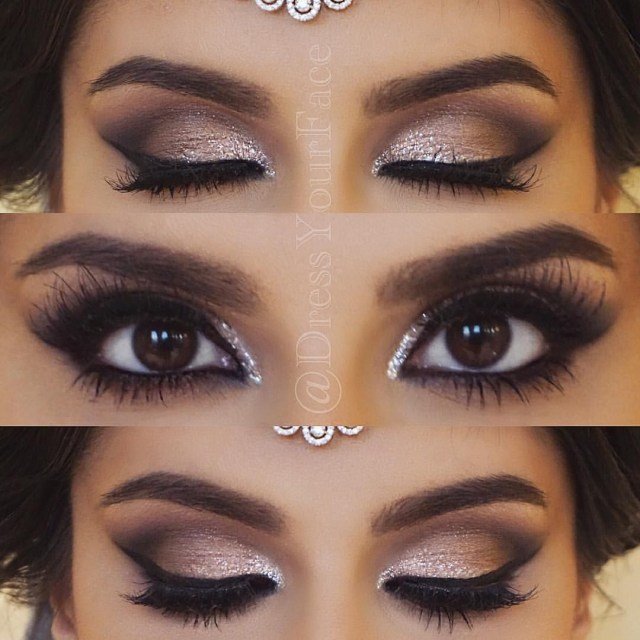 Makeup For Brown Eyes Wedding Makeup For Brunettes Best Photos Makeup Pinterest