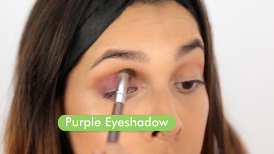 Makeup For Brunettes With Brown Eyes 3 Ways To Make Brown Eyes Stand Out Wikihow