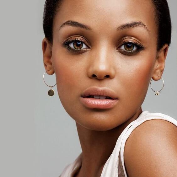 Makeup For Brunettes With Brown Eyes 30 Summer Makeup Ideas For Brunettes With Dark Skin Belletag