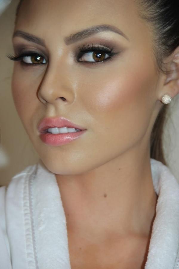 Makeup For Brunettes With Brown Eyes Brunette Brown Eyes Makeup Eye Makeup