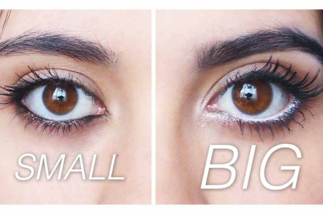 Most Attractive Eye Makeup Eye Makeup Tips For Small Eyes