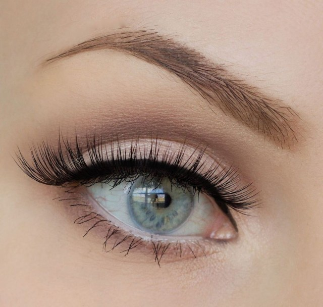 Natural Eye Makeup For Green Eyes Fashion Natural Makeup Look Green Eyes Stunning Lashes Love And