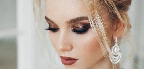 Natural Wedding Makeup For Blue Eyes Wedding Makeup Styles For Blue Eyes Makeup Daily