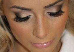 Natural Wedding Makeup For Green Eyes Bridal Makeup To Emphasize Green Eyes Beautylish
