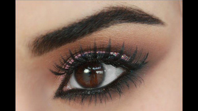 Perfect Makeup For Brown Eyes How To Make Brown Eyes Pop Brown Smokey Eye Youtube