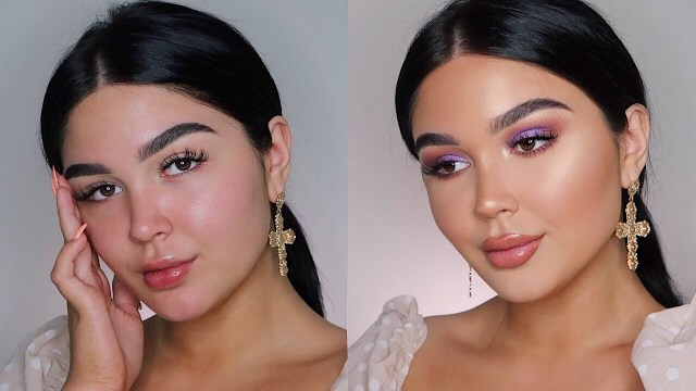Perfect Makeup For Brown Eyes Perfect Makeup For Brown Eyes Full Face Tutorial Youtube