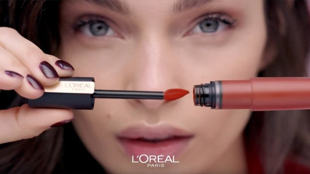 Pink Eye And Makeup Cosmetics Makeup Beauty Products Loral Paris