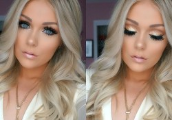 Prom Makeup Tutorial For Blue Eyes Prom Makeup Tutorial 2016