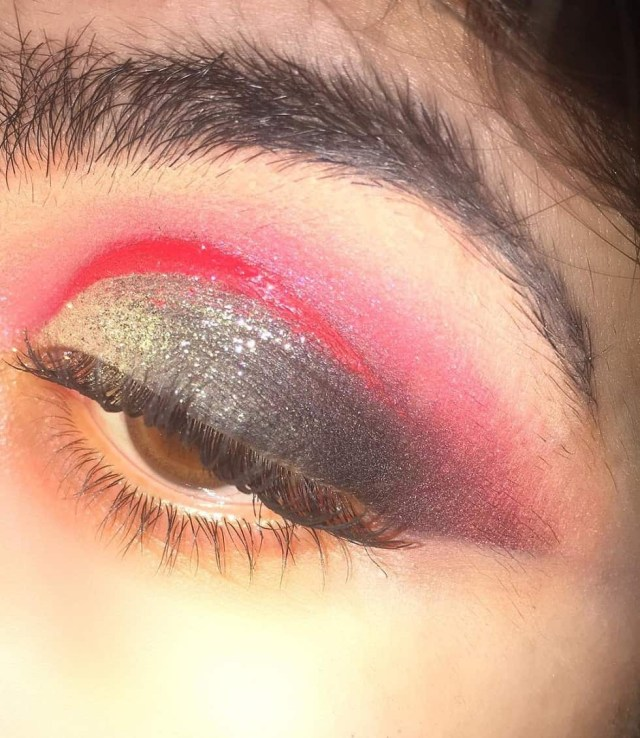 Red And Black Eye Makeup 26 Cut Crease Makeup To Make Your Eyes Really Pop Ritely