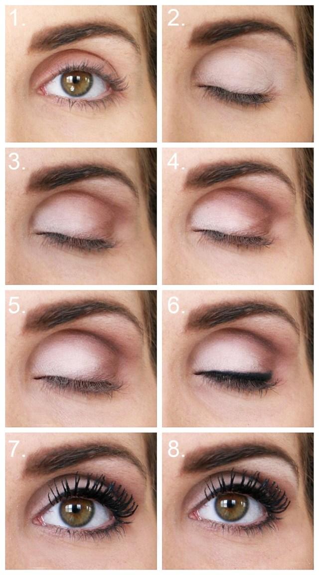 Simple Eye Makeup Tutorial Warm Smokey Eye Makeup Tutorial Make Up Pinterest Maquillaje