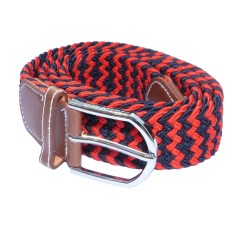 Elasticated woven belt - Happy New Year