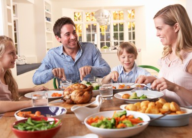 THE FAMILY TABLE PRINCIPLE