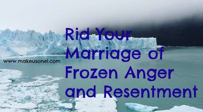 Rid Your Marriage of the Poison of Resentment