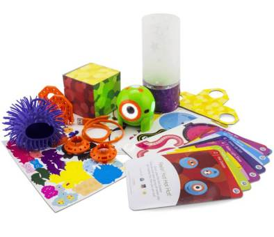 dot creativity kit robot for kids