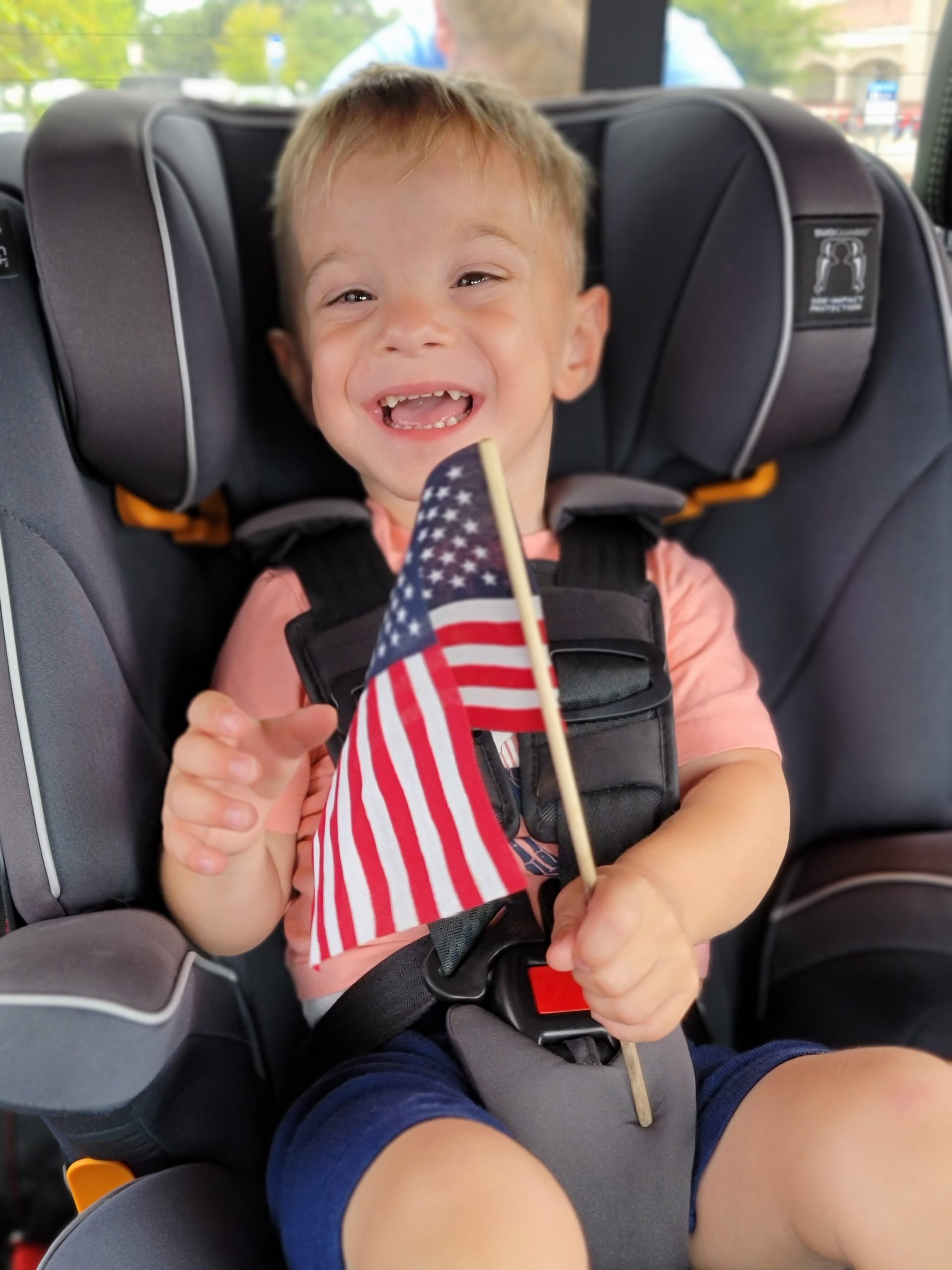 Blog Update 2: Fourth of July, Why I Took Time to Myself, Officially Official, and Future Plans!