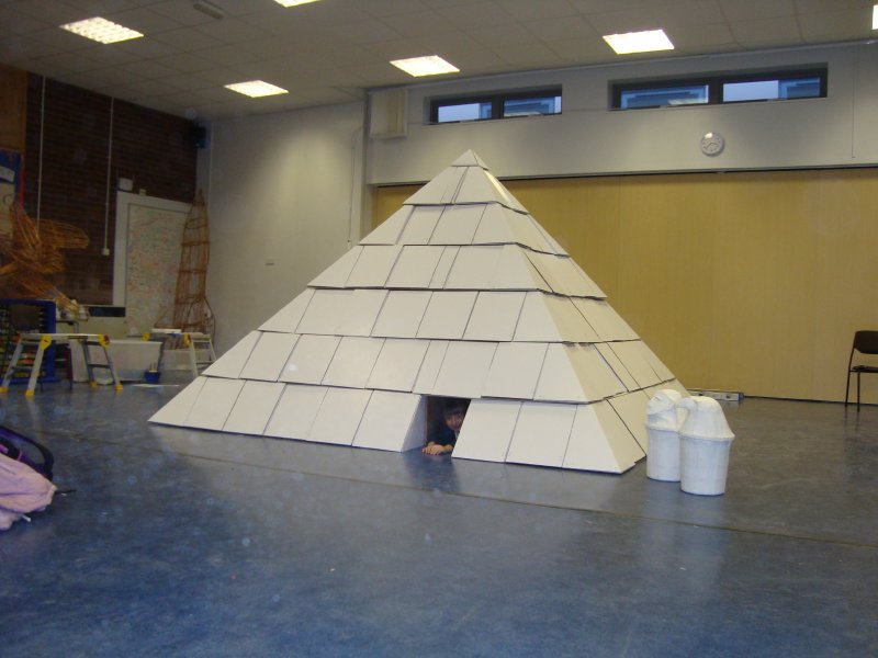 Egyptian Pyramid Make Your Own Historymake Your Own History