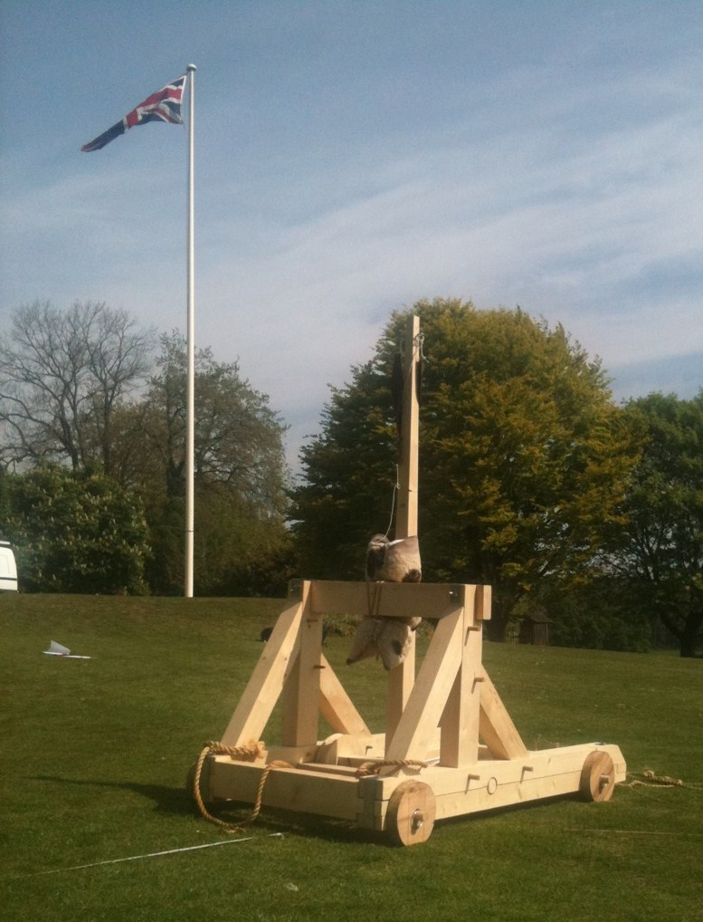 Roman Siege Weapons Make Your Own Historymake Your Own
