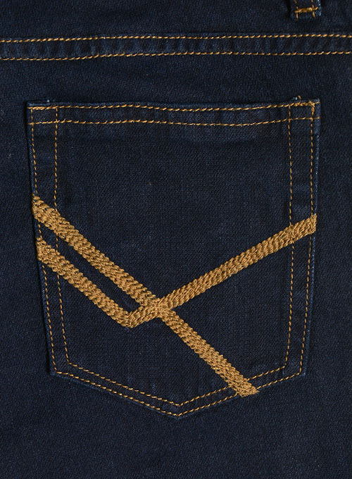 Back Pocket Style 505  MakeYourOwnJeans Made To Measure