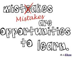 Blogging Tip 11- Learn from Mistakes