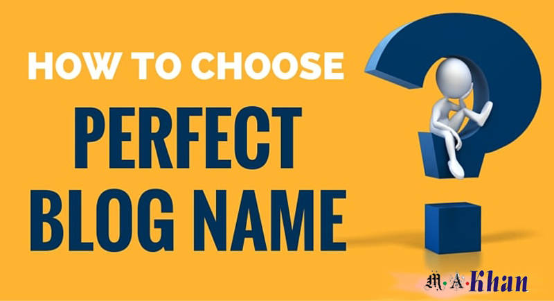 Blogging Tip 14- How To Choose A Perfect Blog name & Domain Name