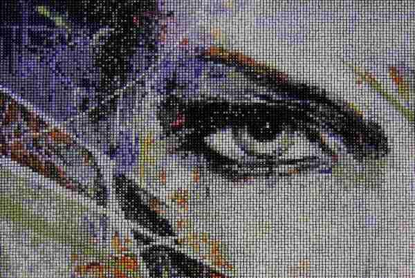 Makijaz Permanentny Londyn Decorative Wall Art Mosaics London Murals Decor