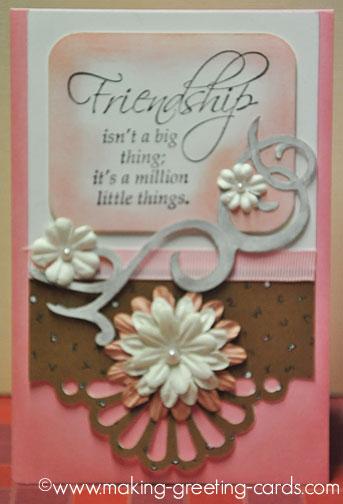 Friendship Cards Friends Matter