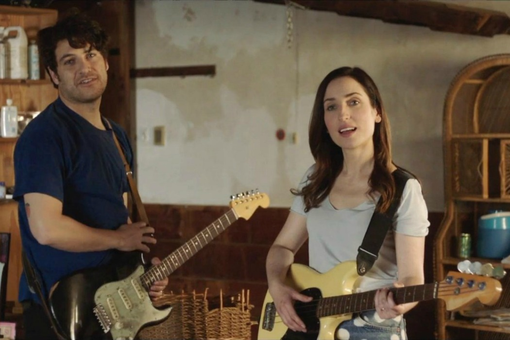 BAND AID: Zoe Lister-Jones, A Bonafide Sextuple Threat