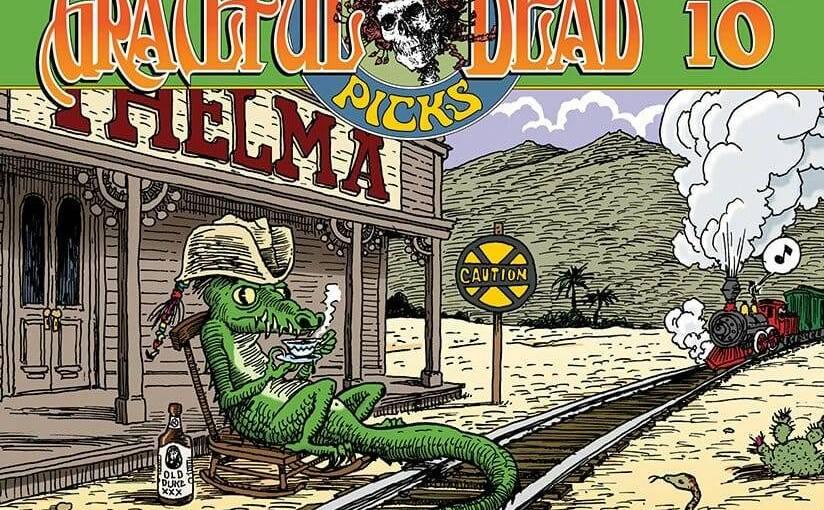 "Grateful Dead ""Dave's Picks Volume 10″"