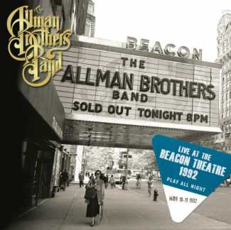Allman Brothers PLAY ALL NIGHT