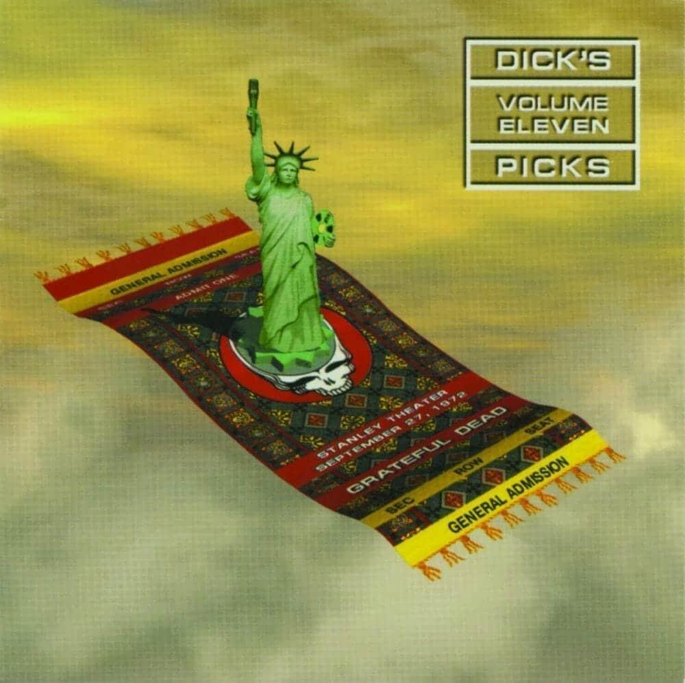 Grateful Dead Dick's Picks 11 Stanley NJ - 1972