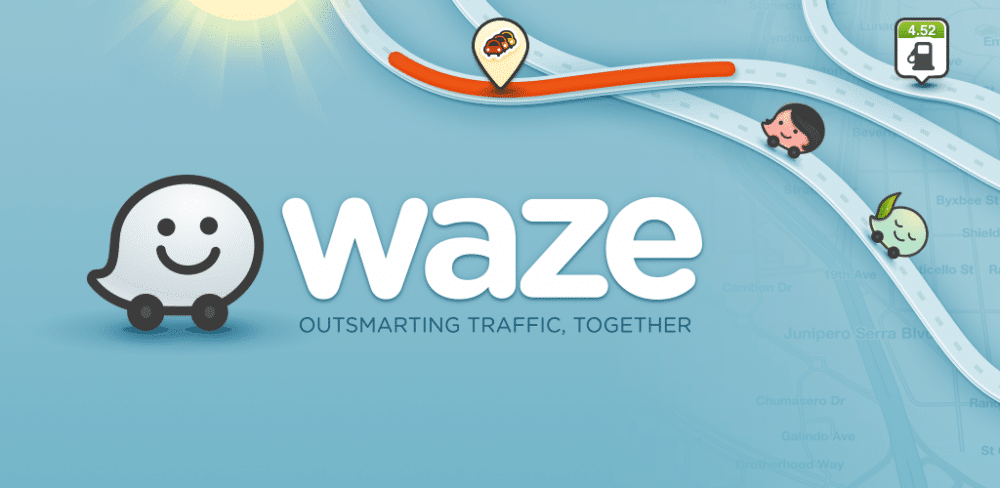 THE App for the Touring Musician - WAZE!