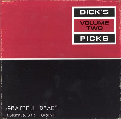 "Grateful Dead ""Dick's Picks Volume Two"""