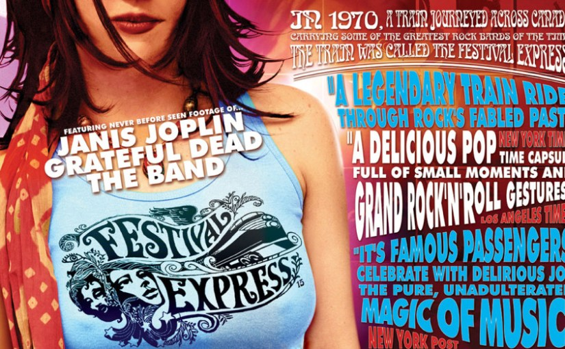 Festival Express  New Line Entertainment