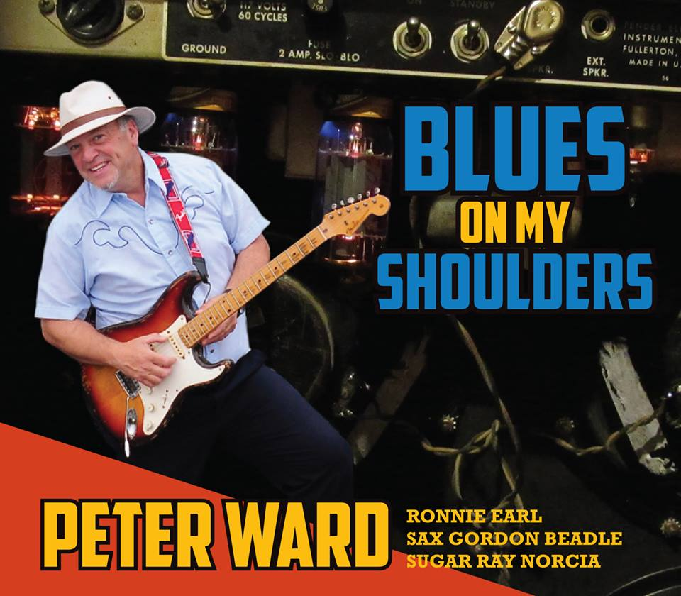 Peter Ward  Blues On My Shoulders