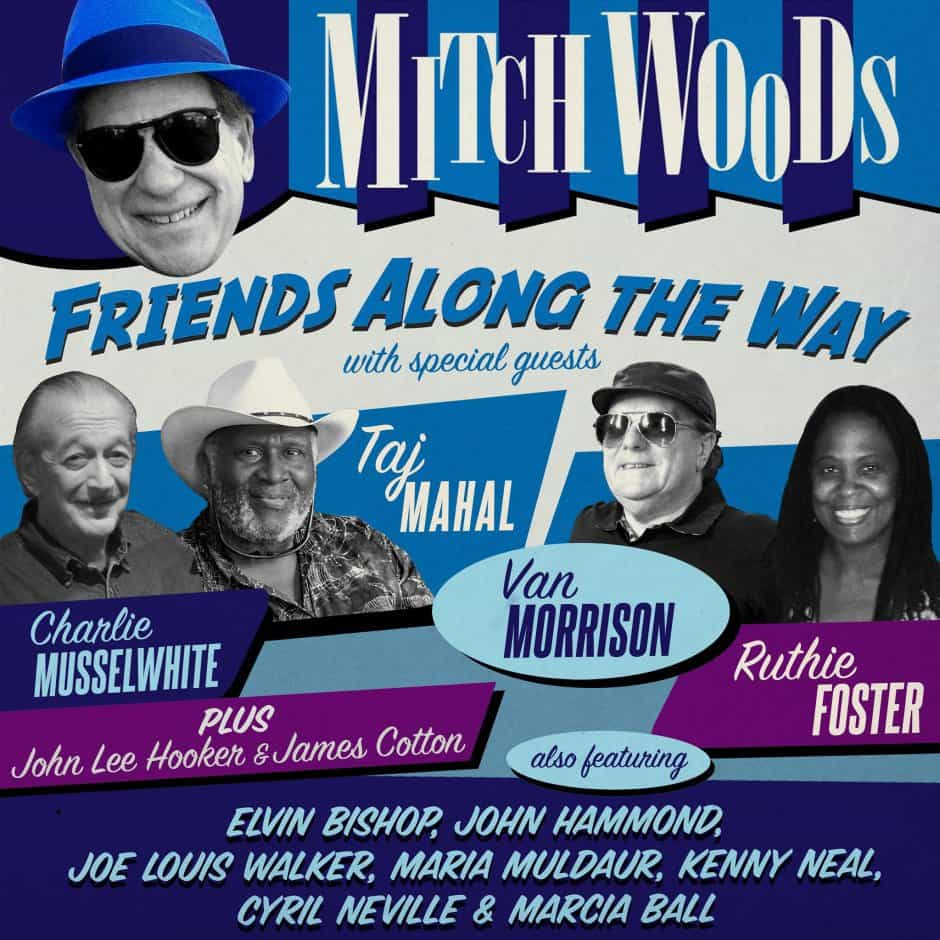 Mitch Woods  Friends Along The Way