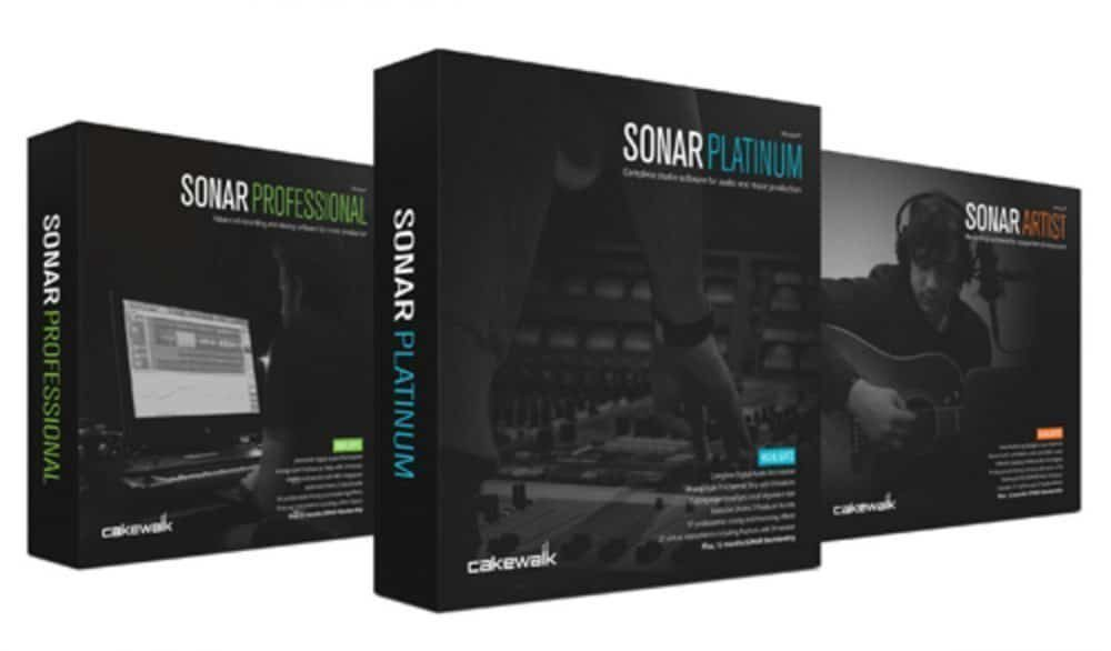 Gibson Kills Cakewalk and the Sonar Line of DAW's!