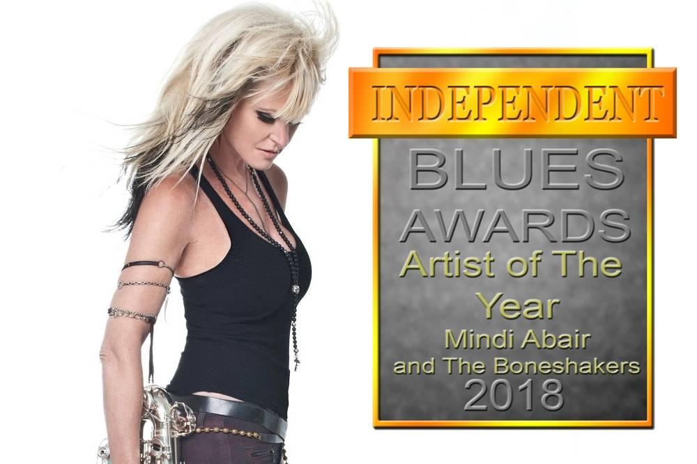 Independent Blues Awards 2018!