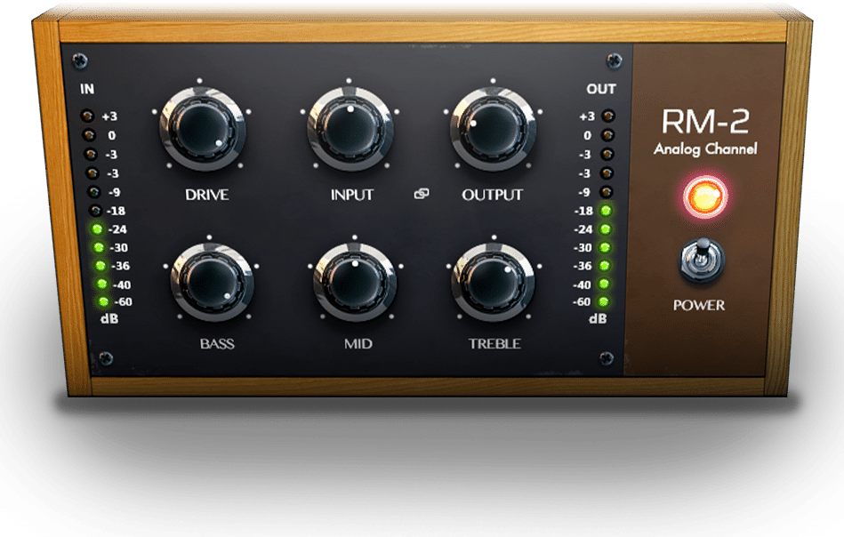 Audio Assault Releases The RM-2 Analog Channel