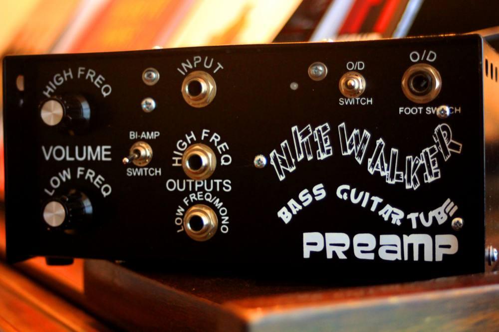 Nitewalker Bass Pre-Amp: Full Review