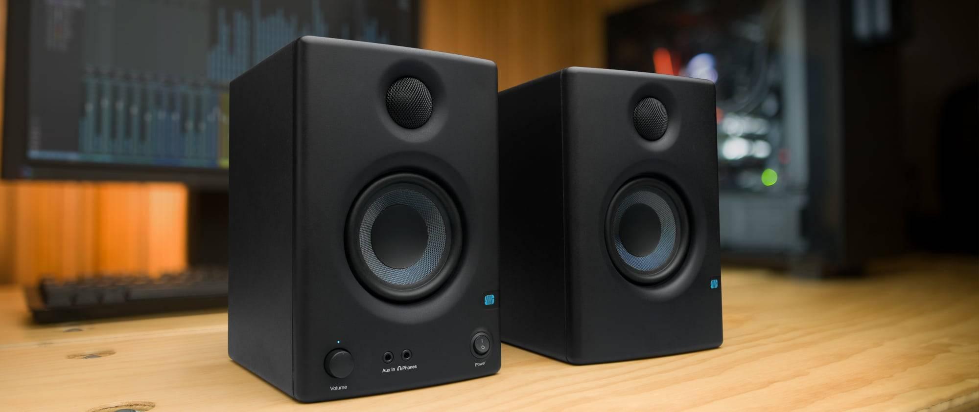Review of the Presonus Eris 3.5 Speakers