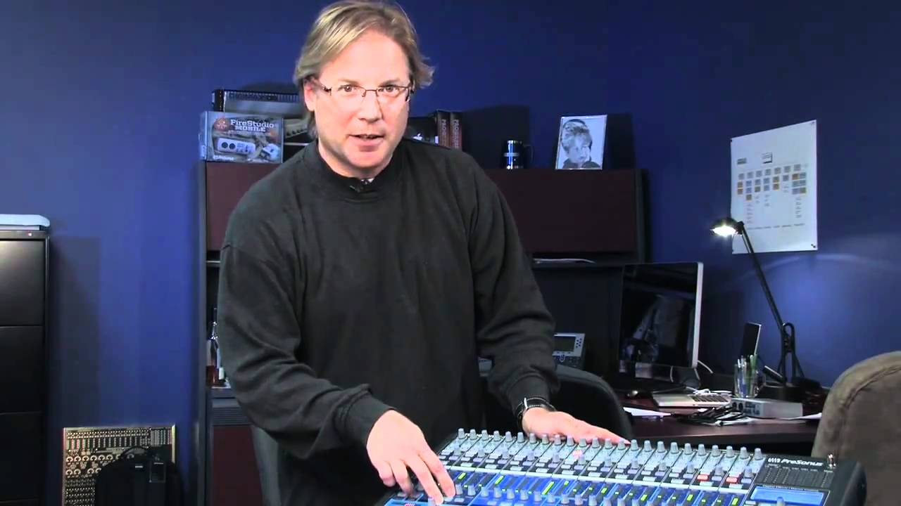 Interview with a pro - Jim Odom Founder of PreSonus!