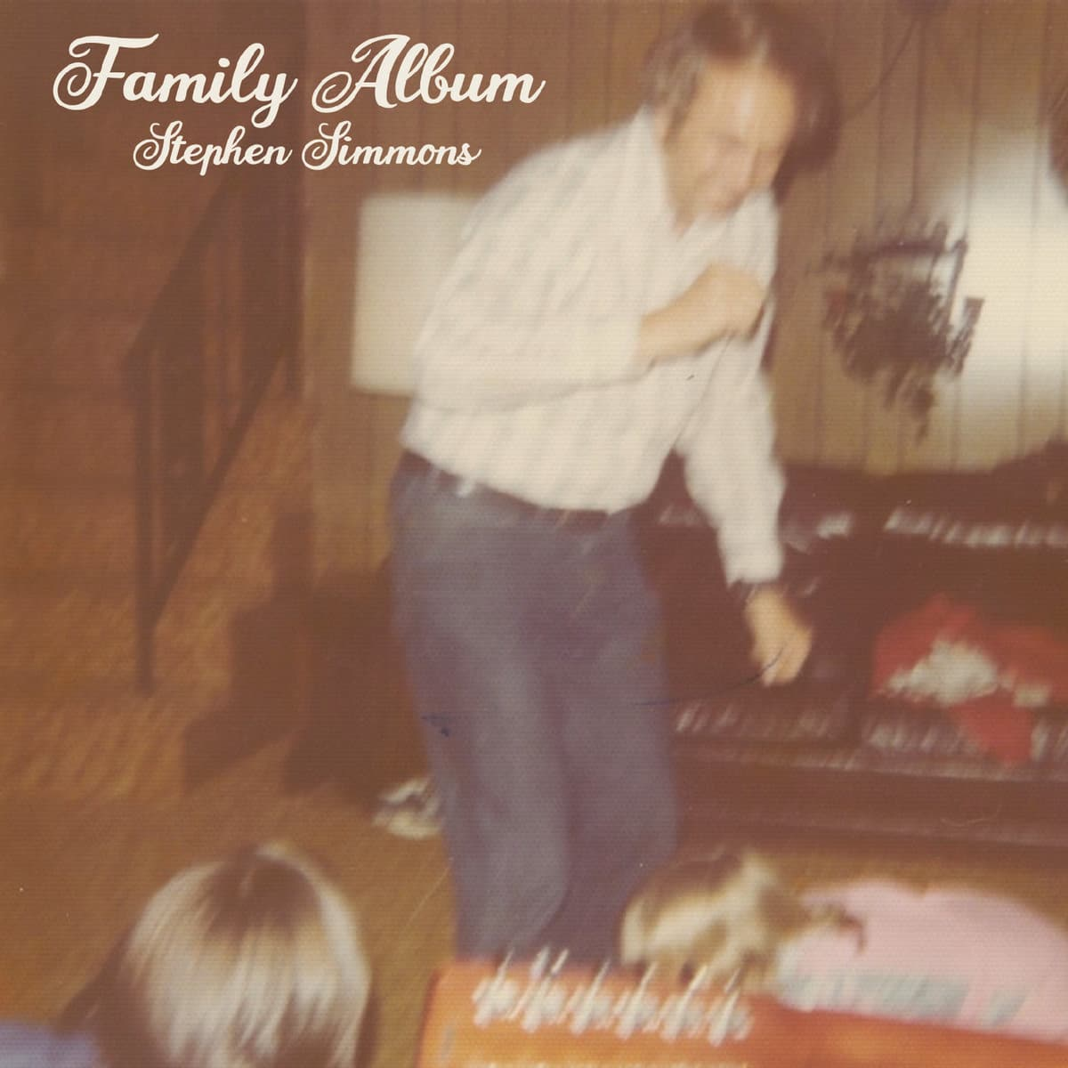 Family Album Stephen Simmons