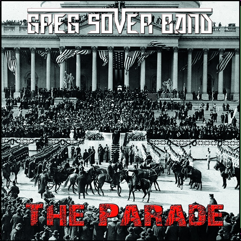 Greg Sover Band  The Parade