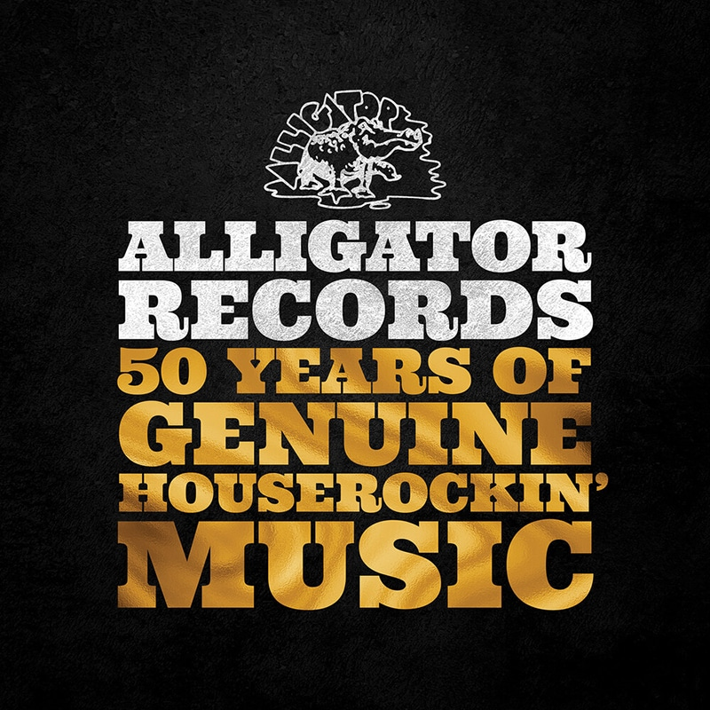 Various Artists 50 Years of Genuine Houserockin' Music