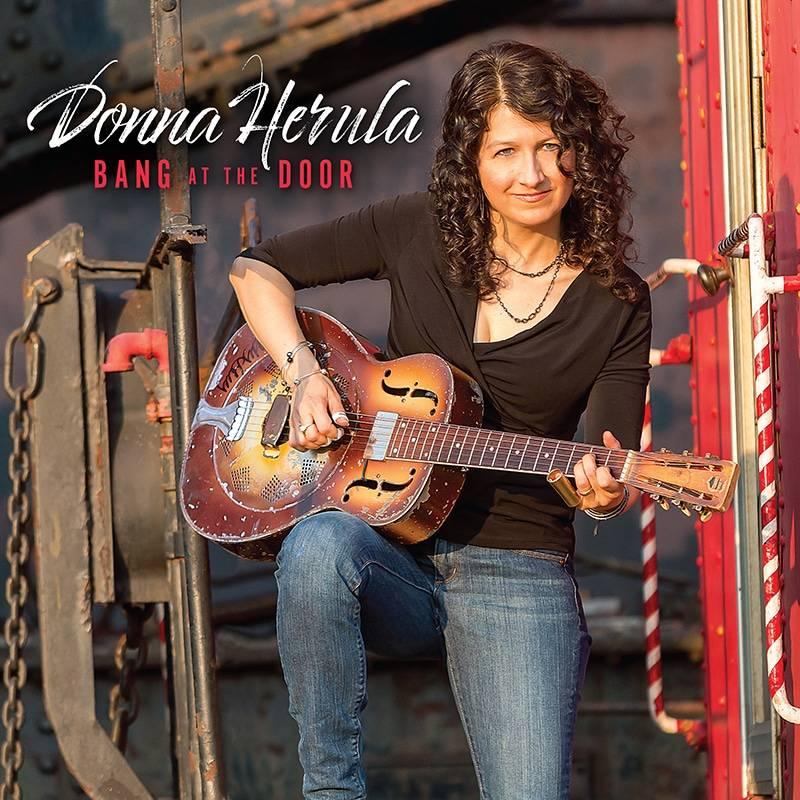 Donna Herula Bang at the Door