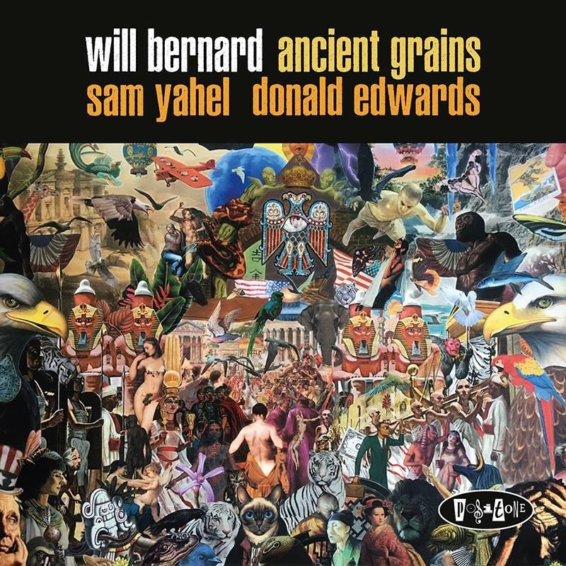 Will Bernard Ancient Grains
