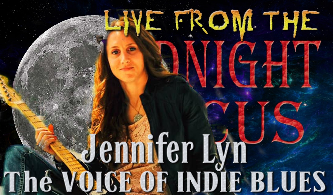 LIVE from the Midnight Circus Featuring Jennifer Lyn and the Groove Revivals