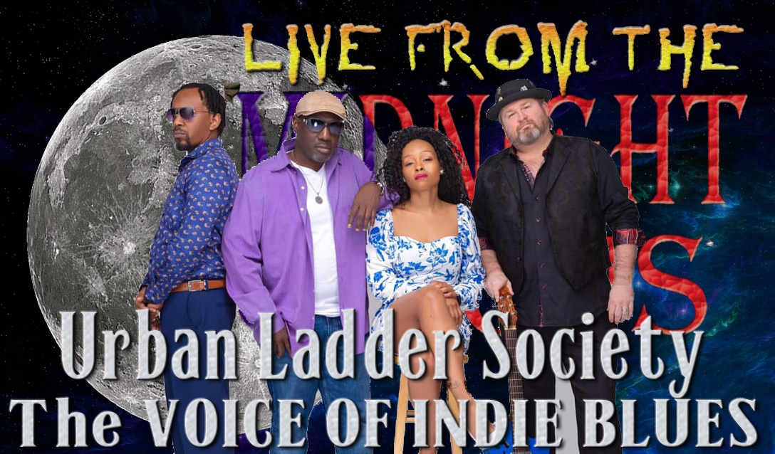 LIVE from the Midnight Circus Featuring Urban Ladder Society