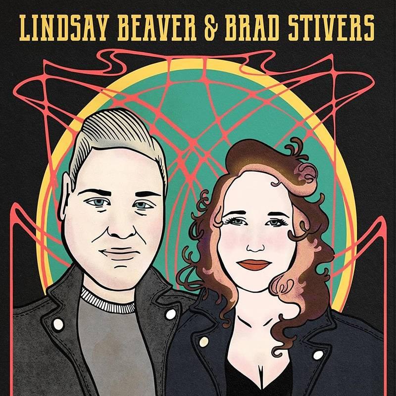 Lindsay Beaver and Brad Stivers